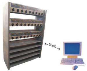 Автоматическая зарядная станция АЗС-3-54
