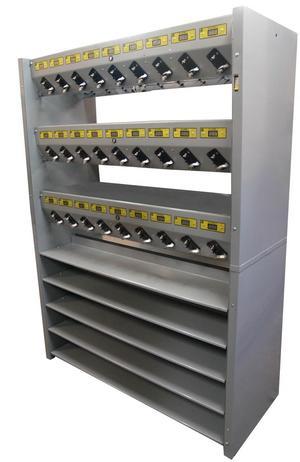 Автоматическая зарядная станция АЗС-2-54.Д